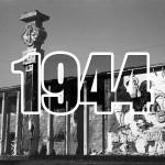 """Pavilionul """"Expoziţia Transnistriei"""", în vreme de război, Bucureşti"""