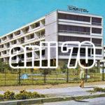 Hotel Capitol, Eforie Sud
